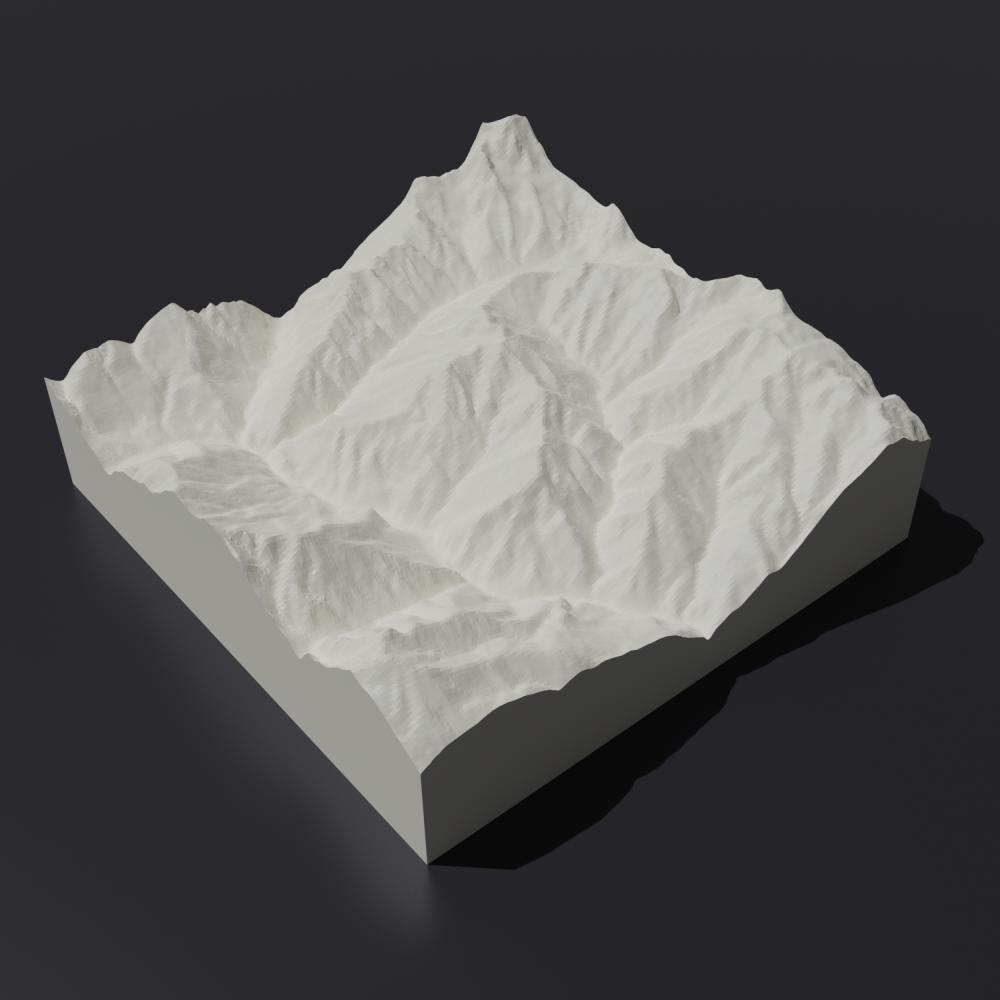 terrain2stl